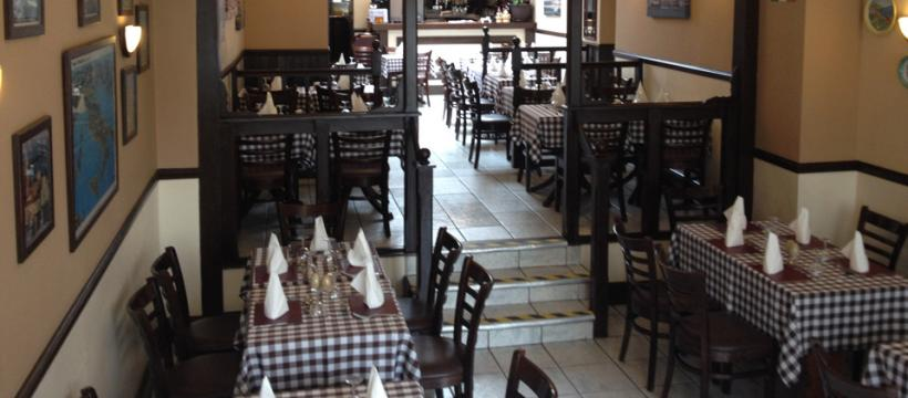 Italian Restaurant Barnstaple